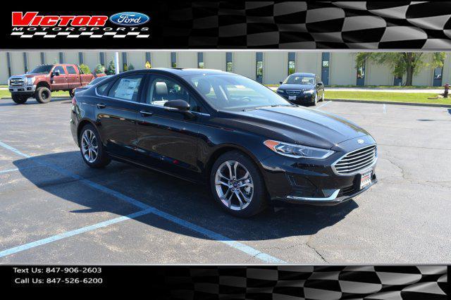 2020 Ford Fusion SEL for sale in Wauconda, IL