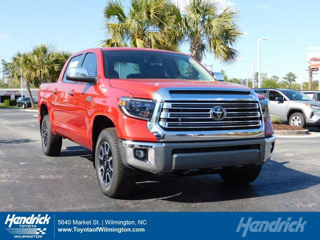 2020 Toyota Tundra 4Wd 1794 EDITION Short Bed Slide
