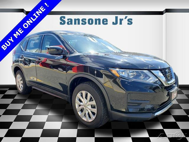 Magnetic Black 2018 Nissan Rogue S SUV Neptune NJ