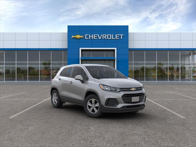Silver Ice Metallic 2020 Chevrolet Trax LS SUV Huntington NY