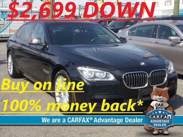 2015 BMW 7 Series 750Li xDrive for sale in South Hackensack, NJ