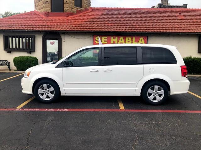 Used Dodge Grand-Caravan 2013 WACO SE