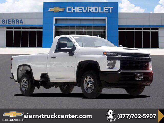 2020 Chevrolet Silverado 2500Hd Work Truck [1]
