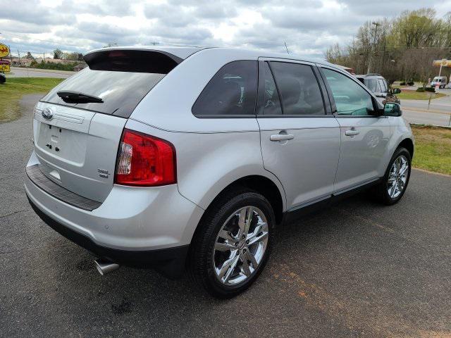 2013 Ford Edge SEL 4D Sport Utility Garner NC