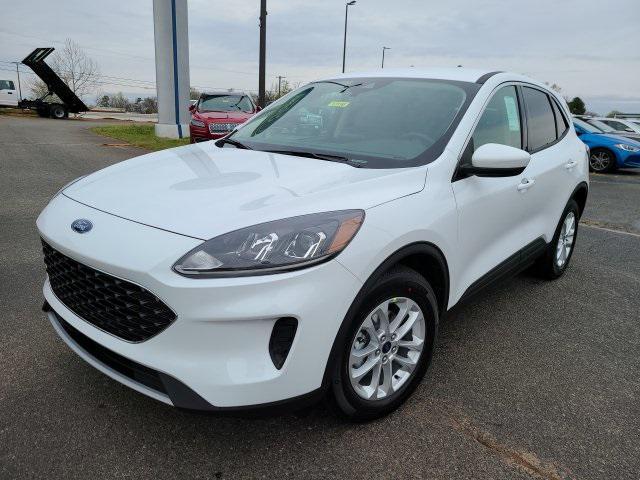 Oxford White 2020 Ford Escape SE 4D Sport Utility Lexington NC