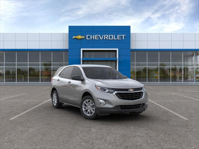 Silver Ice Metallic 2020 Chevrolet Equinox LS SUV Huntington NY