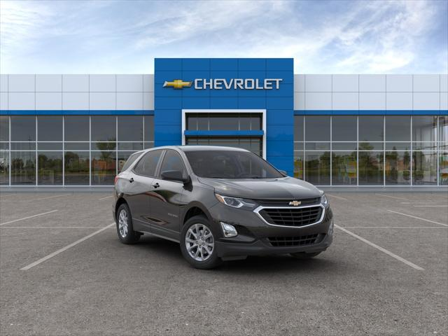 Nightfall Gray Metallic 2020 Chevrolet Equinox LS SUV Huntington NY