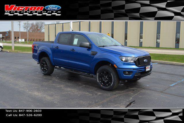 2020 Ford Ranger for sale near Wauconda, IL