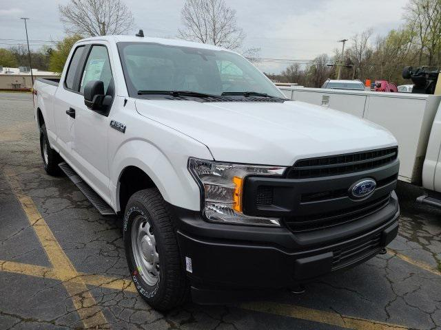 Oxford White 2020 Ford F-150 XL Super Cab Lexington NC