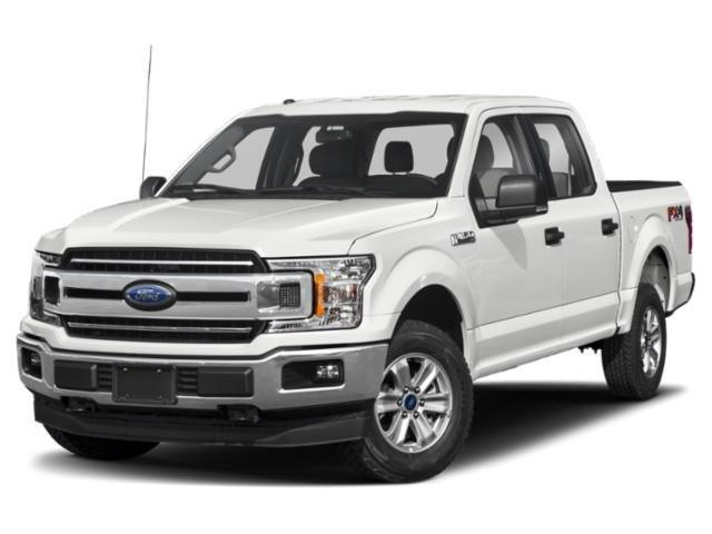 2020 Ford F-150 XLT Crew Pickup Slide