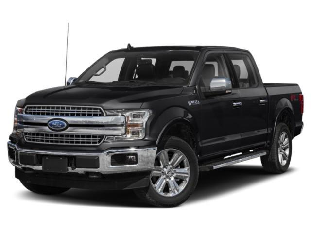 Agate Black Metallic 2020 Ford F-150 LARIAT Crew Pickup Rocky Mount NC