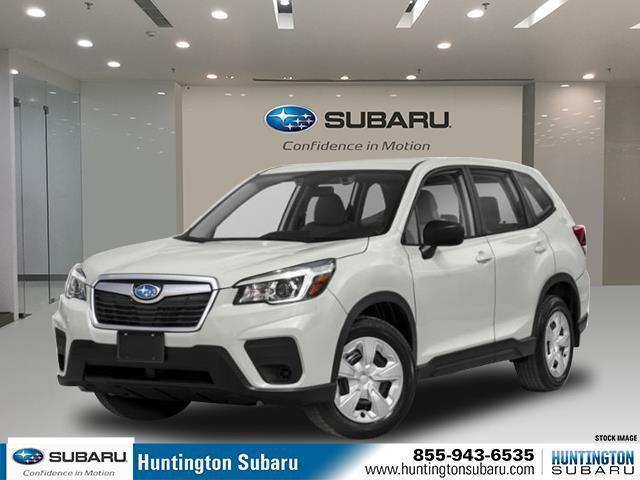 Crystal White Pearl 2020 Subaru Forester PREMIUM SUV Huntington NY