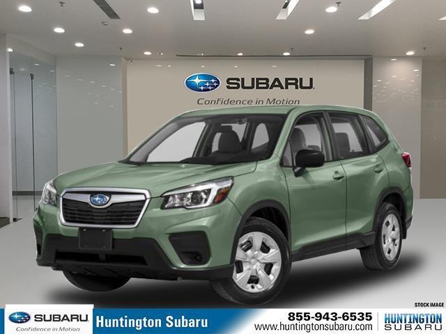 Jasper Green Metallic 2020 Subaru Forester PREMIUM SUV Huntington NY