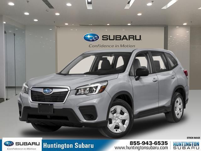 Ice Silver Metallic 2020 Subaru Forester PREMIUM SUV Huntington NY