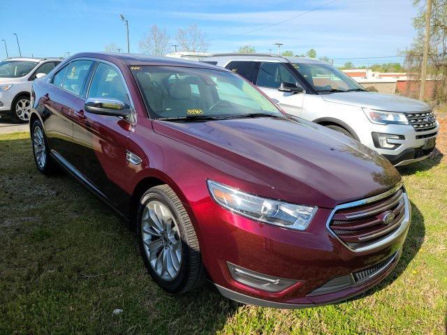 Burgundy Velvet Metallic Tinted Clearcoat 2019 Ford Taurus LIMITED 4D Sedan Lexington NC
