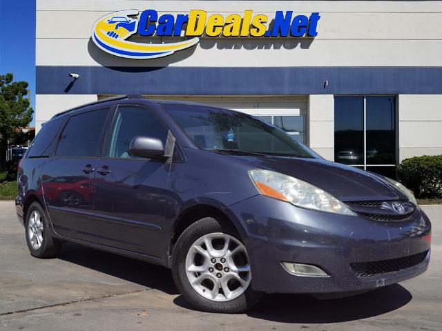 Used TOYOTA SIENNA 2006 CARDEALS.NET PLANO XLE