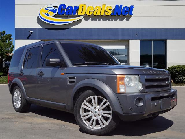 Used LAND-ROVER LR3 2007 CARDEALS.NET PLANO SE