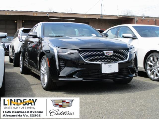 2020 Cadillac CT4 Premium Luxury for sale in Alexandria, VA