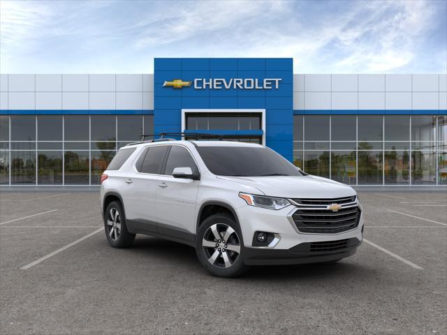 Irdscnt Prl Tri 2020 Chevrolet Traverse LT LEATHER SUV Huntington NY