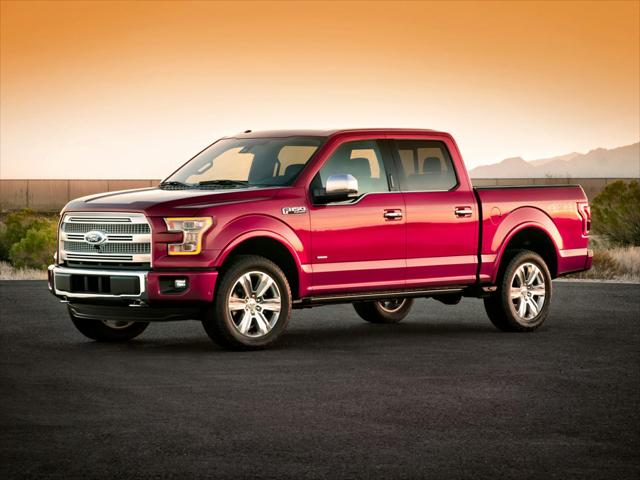 2016 Ford F-150 KING RANCH Crew Pickup Slide