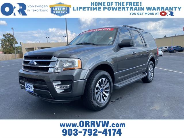 2016 Ford Expedition XLT [1]