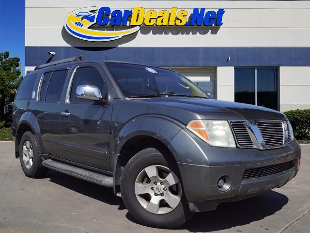 Used NISSAN PATHFINDER 2006 CARDEALS.NET PLANO S