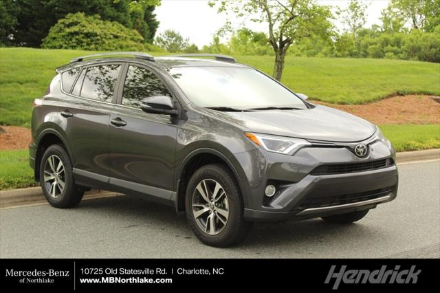 2017 Toyota RAV4 XLE for sale in Charlotte, NC