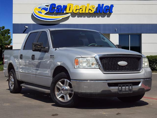 Used FORD F-150 2008 CARDEALS.NET PLANO XLT