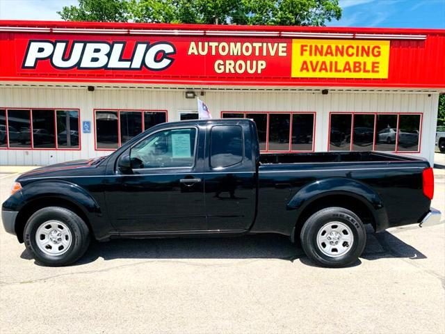 Used Nissan Frontier 2013 TEMPLE S