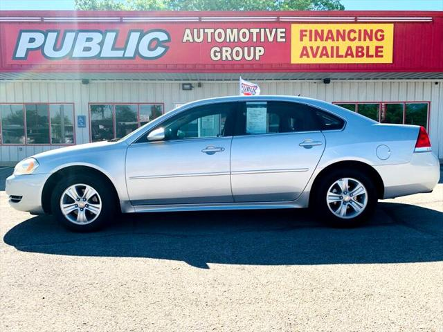 Used Chevrolet Impala-Limited 2014 TEMPLE LS