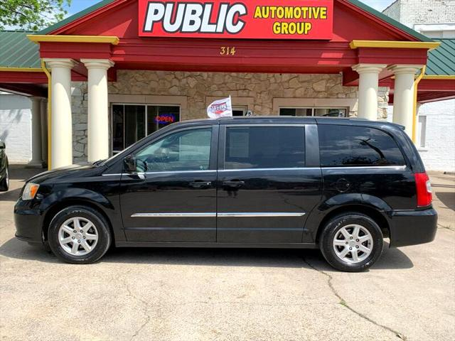 Used Chrysler Town-AND-Country 2013 WAXAHACHIE Touring