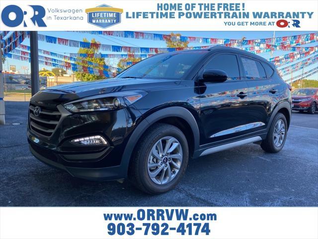 2017 Hyundai Tucson SE [6]