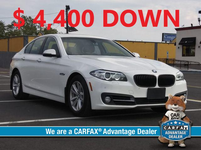 2016 BMW 5 Series 528i xDrive for sale in South Hackensack, NJ