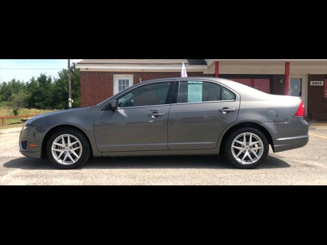 Used Ford Fusion 2011 GRANBURY I4 SEL