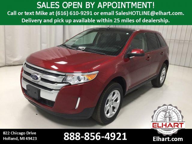 2014 Ford Edge SEL for sale in Holland, MI