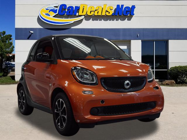 Used SMART FORTWO 2016 CARDEALS.NET PLANO