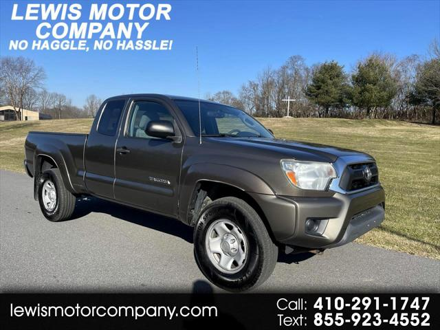 2012 Toyota Tacoma 4WD Access Cab I4 MT (Natl) for sale in Clarksville, MD