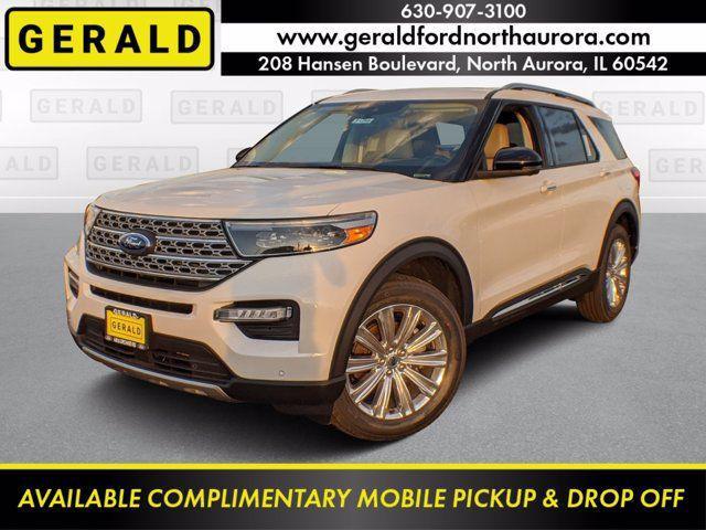 2020 Ford Explorer Limited for sale in  North Aurora, IL