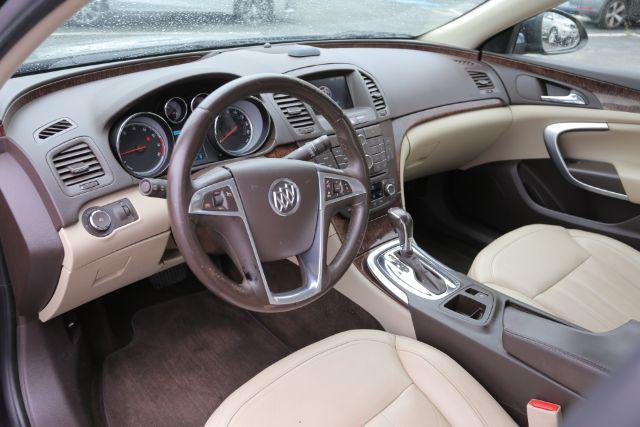 2013 Buick Regal Turbo Premium 1