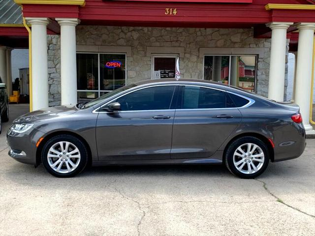 Used Chrysler 200 2016 WAXAHACHIE Limited