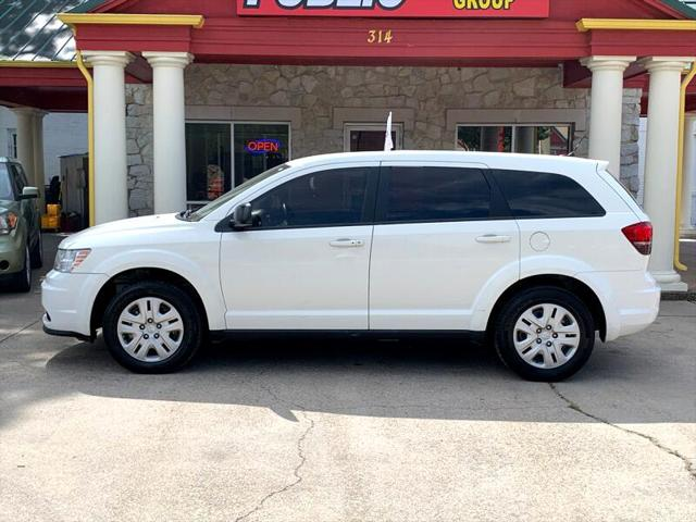Used Dodge Journey 2014 WAXAHACHIE SE