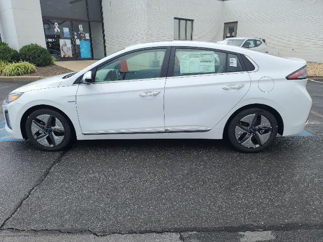 2020 Hyundai Ioniq Hybrid Limited for sale in Frederick, MD