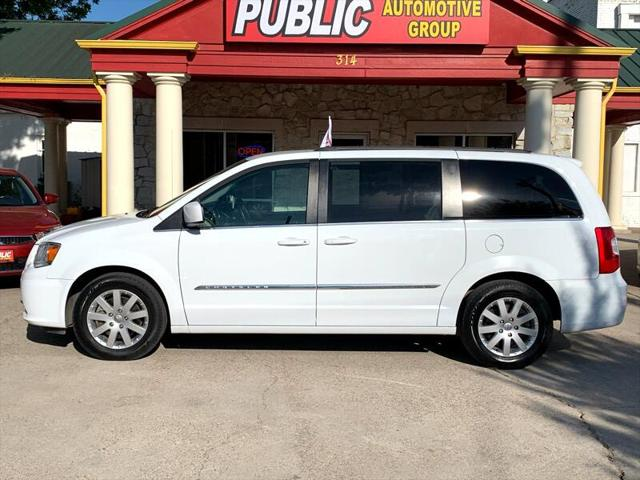 Used Chrysler Town-AND-Country 2016 WAXAHACHIE Touring
