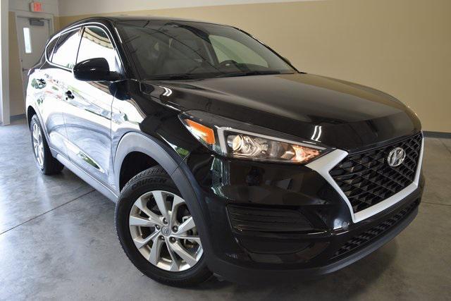 2019 Hyundai Tucson SE [0]