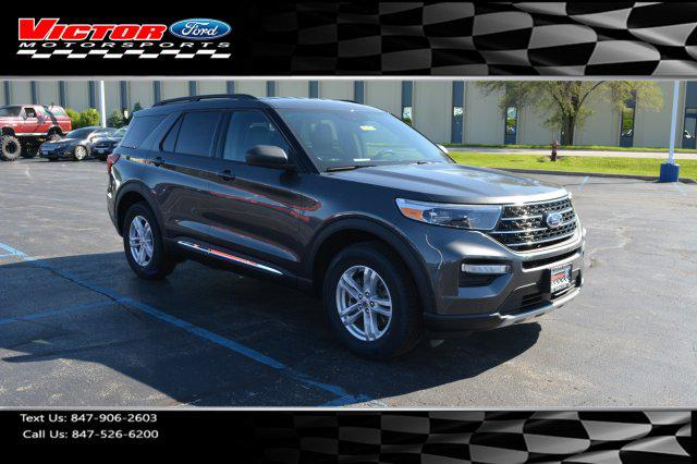 2020 Ford Explorer XLT for sale in Wauconda, IL