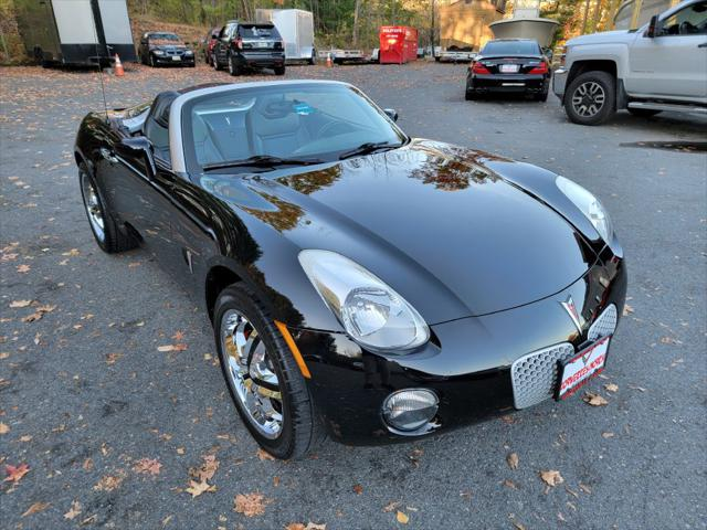 2007 Pontiac Solstice 2dr Convertible for sale in Waterville, ME