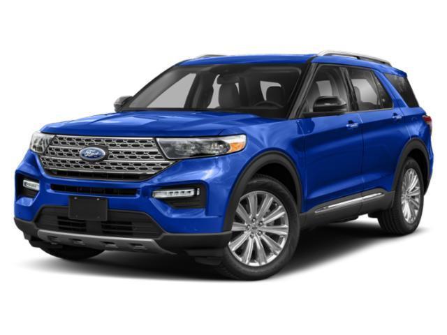 2020 Ford Explorer Platinum for sale in Wauconda, IL