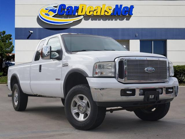 Used FORD SUPER-DUTY-F-250 2007 CARDEALS.NET PLANO LARIAT