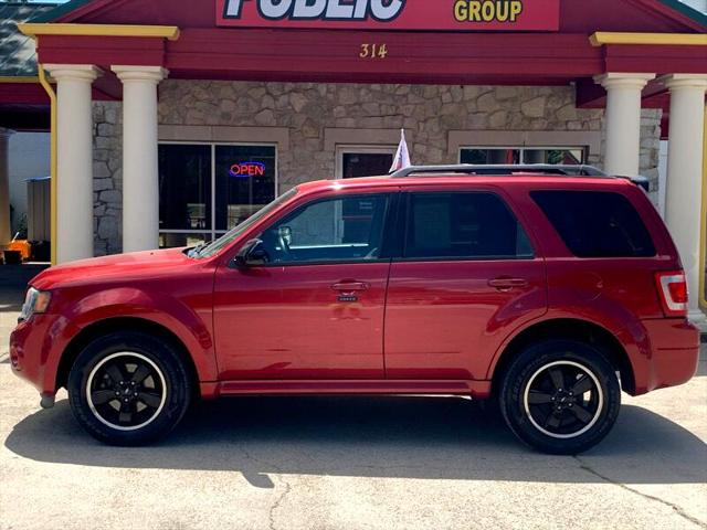 Used Ford Escape 2012 WAXAHACHIE XLT