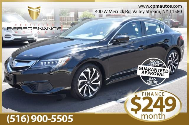 2018 Acura ILX Special Edition for sale in Valley Stream, NY